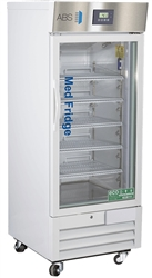 12 Cu Ft ABS Premier Pharmacy/Vaccine Glass Door Refrigerator