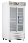 33 Cu Ft ABS Premier Pharmacy/Vaccine Glass Door Refrigerator
