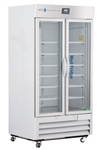36 Cu Ft ABS Premier Pharmacy/Vaccine Glass Door Refrigerator