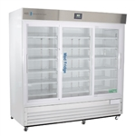 69 Cu Ft ABS Premier Pharmacy/Vaccine Glass Door Refrigerator