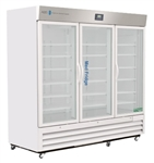 72 Cu Ft ABS Premier Pharmacy/Vaccine Glass Door Refrigerator