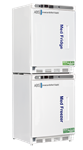 9 cu ft ABS Premier Refrigerator & Freezer Combination, Left Handed - Hydrocarbon (Pharmacy Grade)
