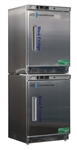 9 cubic foot ABS Premier Stainless Steel Refrigerator & Freezer Combination