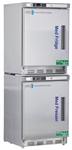 9 cubic foot ABS Premier Stainless Steel Refrigerator & Freezer Combination LH