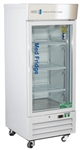 12 cubic foot ABS Standard Pharmacy/Vaccine Glass Door Refrigerator - Hydrocarbon