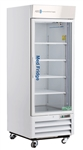 26 cubic foot ABS Standard Pharmacy/Vaccine Glass Door Refrigerator - Hydrocarbon