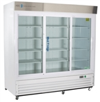 69 Cubic Foot ABS Standard Pharmacy/Vaccine Triple Glass Door Refrigerator - Hydrocarbon