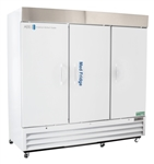 72 Cubic Foot ABS Standard Pharmacy/Vaccine Triple Solid Door Refrigerator