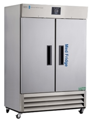 49 cu ft ABS Premier Pharmacy/Vaccine Stainless Steel Refrigerator - Hydrocarbon (Pharmacy Grade)