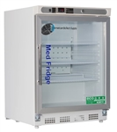 4.6 Cubic Foot ABS Premier Pharmacy/Vaccine Built-In Undercounter Refrigerator - Glass Door