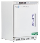 4.2 Cu Ft ABS Premier Pharmacy/Vaccine Built-In Undercounter Auto Defrost Freezer, Left Handed - Hydrocarbon