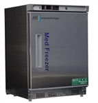 4.2 Cubic Foot ABS Premier Pharmacy/Vaccine Built-In Undercounter Stainless Steel Freezer