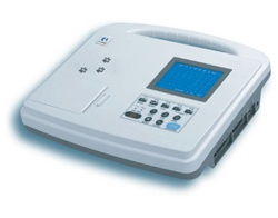 250V Veterinary ECG Recorder w/ Preview Window