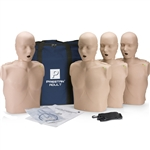 Prestan Manikin Adult 4-Pack without CPR Monitor