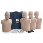 Prestan Child Manikin 4-Pack with CPR Monitor