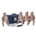Prestan Infant Manikin 4-Pack without CPR Monitor