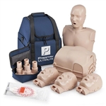 Prestan Ultralite Manikins 4-Pack Without CPR Monitor