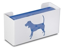 Dog Glove Box Holders
