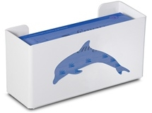 Dolphin Glove Box Holders
