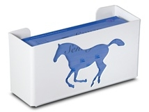 Horse Glove Box Holders
