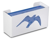 Seagull Glove Box Holders