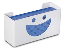 Smiley Face Glove Box Holders