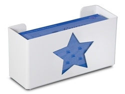 Star Glove Box Holders