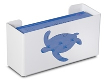 Sea Turtle Glove Box Holders