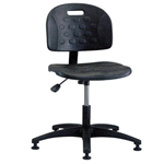 Brewer PS-1 Polyurethane Task Chair w/ Glides