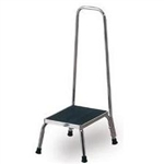 Techno-Aide Veterinary Step Stool with Handrail