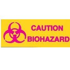 Techno-Aide Sign: Biohazard