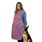 Techno-Aide Veterinary Staff Pregnancy Apron