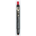 Techno-Aide Veterinary Marking Pen Refills: Red (Pack of 72 Refills)