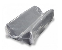 "2 mil Immobilizer Poly Bag Covers - Medium - 15 x 25"" - 500 Bags/Carton"