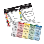 Bowman Quick Reference Card - Transmission Based Precautions - Horizontal