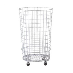 R&B Round Wire Basket - 45 Gallon