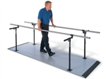 Hausmann Econo Platform Mounted Parallel Bars