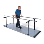 Hausmann S-321 Econo Platform Mounted Parallel Bars