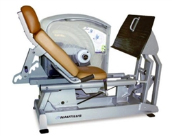 Nautilus ONE® Leg Press w/ Terminal ROM