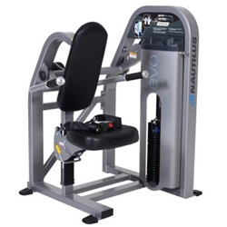 Nautilus EVO® Seated Dip (Triceps Press)