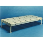 Novum SB600 Slotted Steel Seclusion Bed