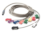 Welch Allyn 10-Lead Stress Patient Cable