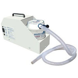 Bovie Aaron Smoke Evacuator Unit, includes Pneumatic Footswitch