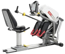 SCI StepOne Recumbent Stepper