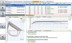 MicroDirect Spirometry PC Software