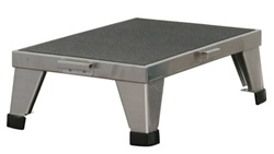 UMF Stainless Steel Stackable Foot Stool