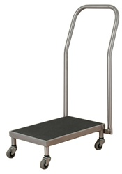 UMF 8381 Transport Cart With Push Handle