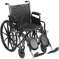 Silver Sport 2 Wheelchair