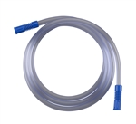 Drive Suction Tubing, Blue Tipped - 72 inch