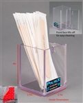 Poltex Swab/Tongue Depressor Holder VHB (Very High Bond) Tape